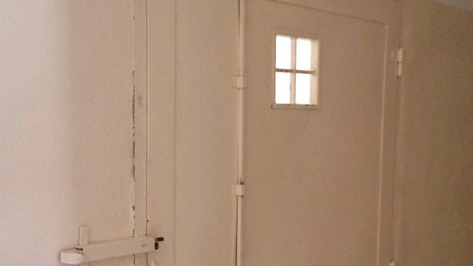 Protialkoholní záchytná stanice, která už léta funguje v areálu Zdravotnické záchranné služby Jihočeského kraje v Českých Budějovicích