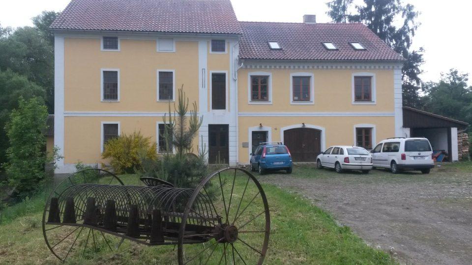 Vodní mlýn v Bartošovicích