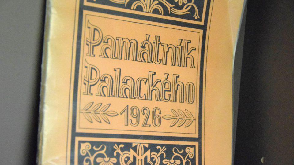 Publikace o rodném domě Františka Palackého