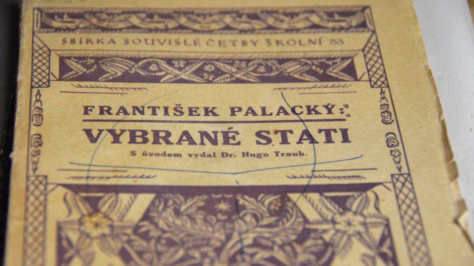 Vybrané stati od Františka Palackého