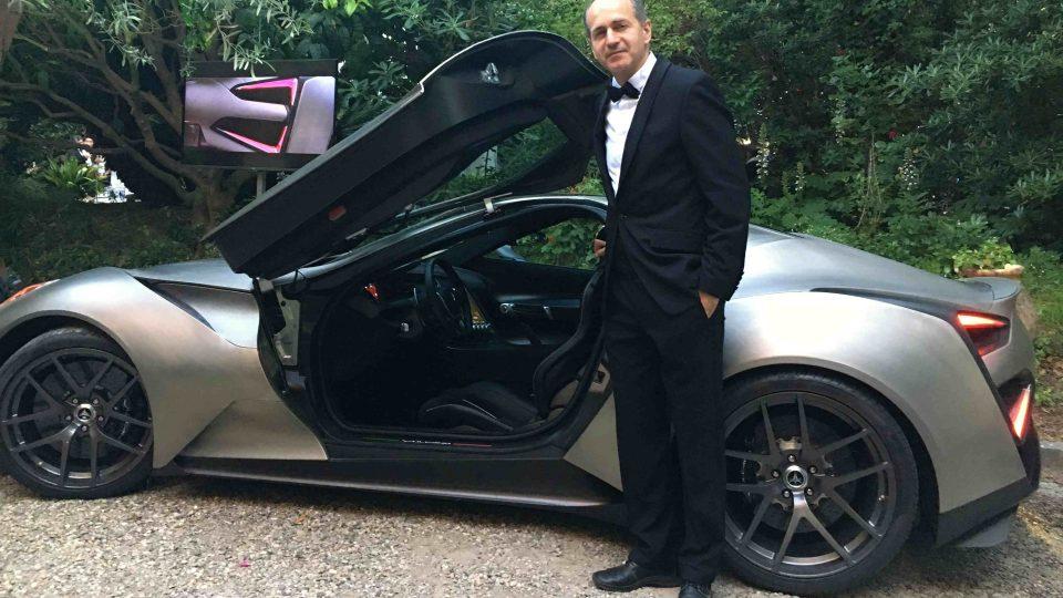 Auto za dva miliony eur a Jan Šmíd