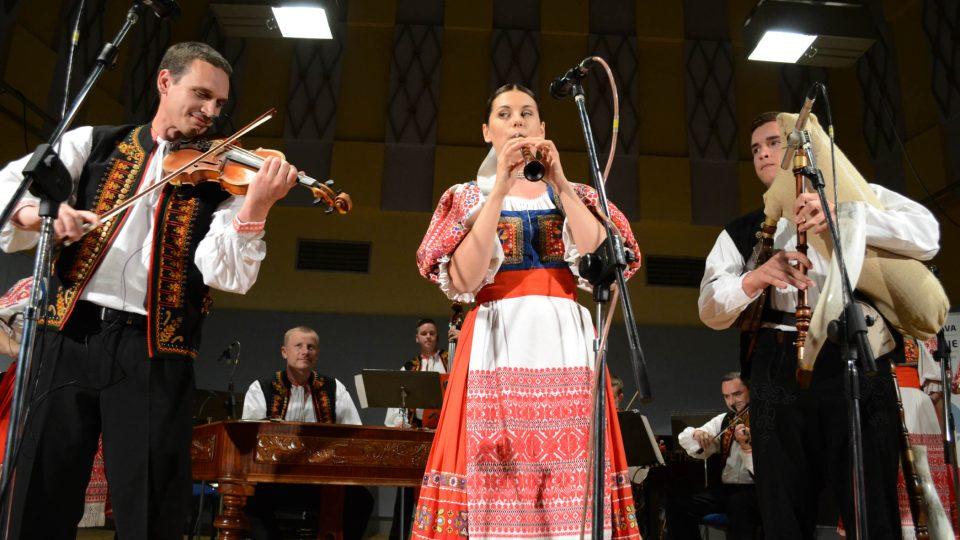 Zleva: Jozef Lednický, Hana Varmužová, Matúš Kovár