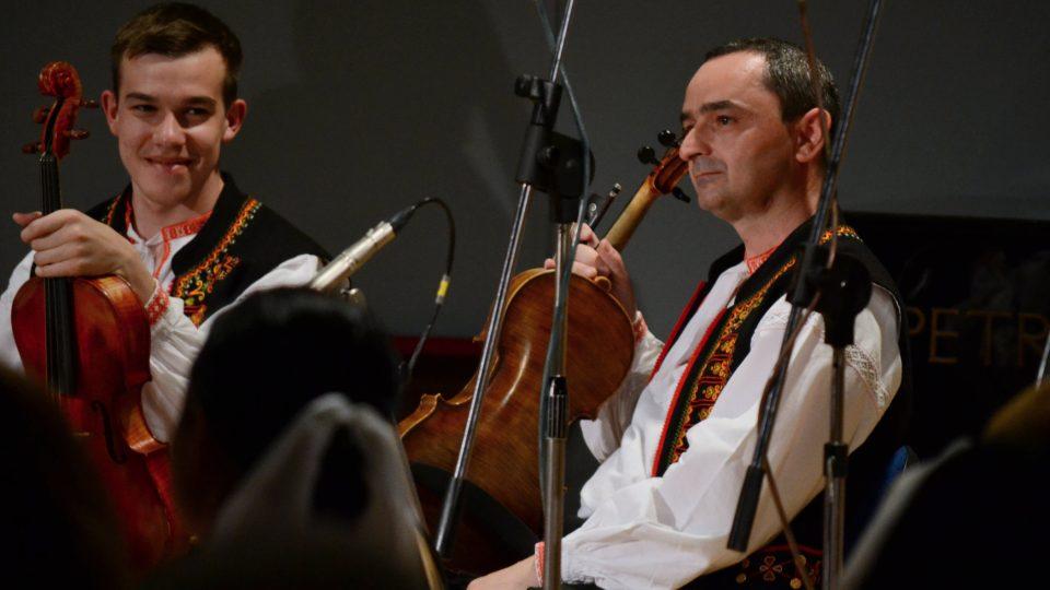 Kontráši Peter Ľupták (vlevo) a Peter Mikulec