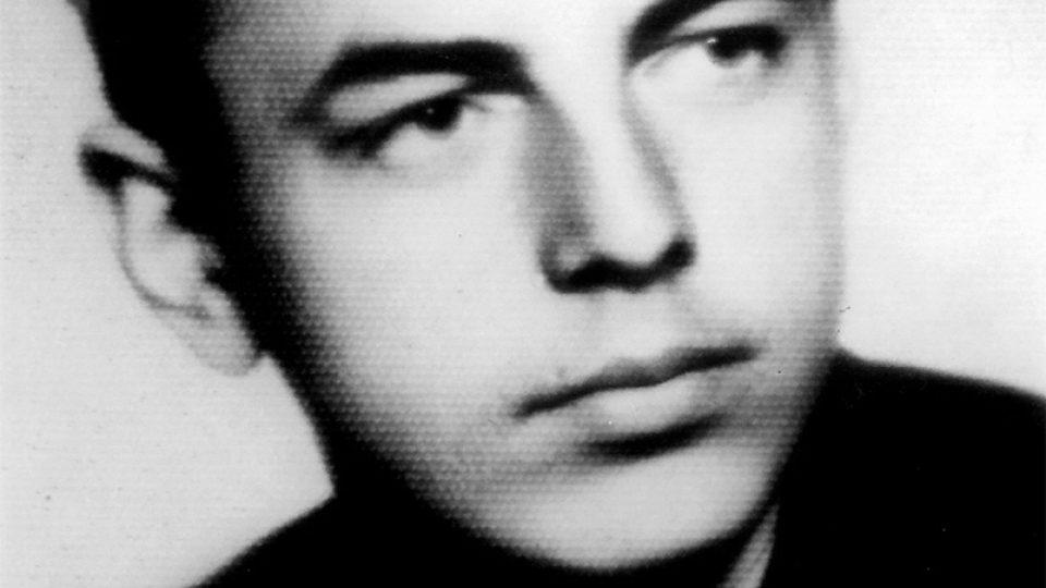 Portrét Oldy Dolečka před uvězněním