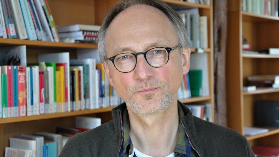 Dietmar Sedlaczek se stará o to, aby se na neblahou minulost Moringenu nezapomnělo