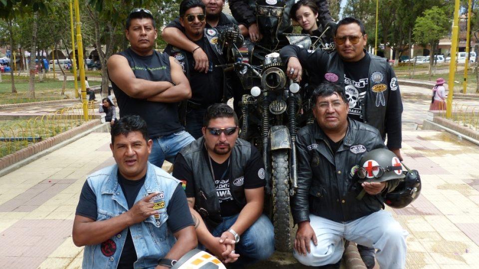 S jawou v srdci po jižní Americe: Aguilas Legendarias