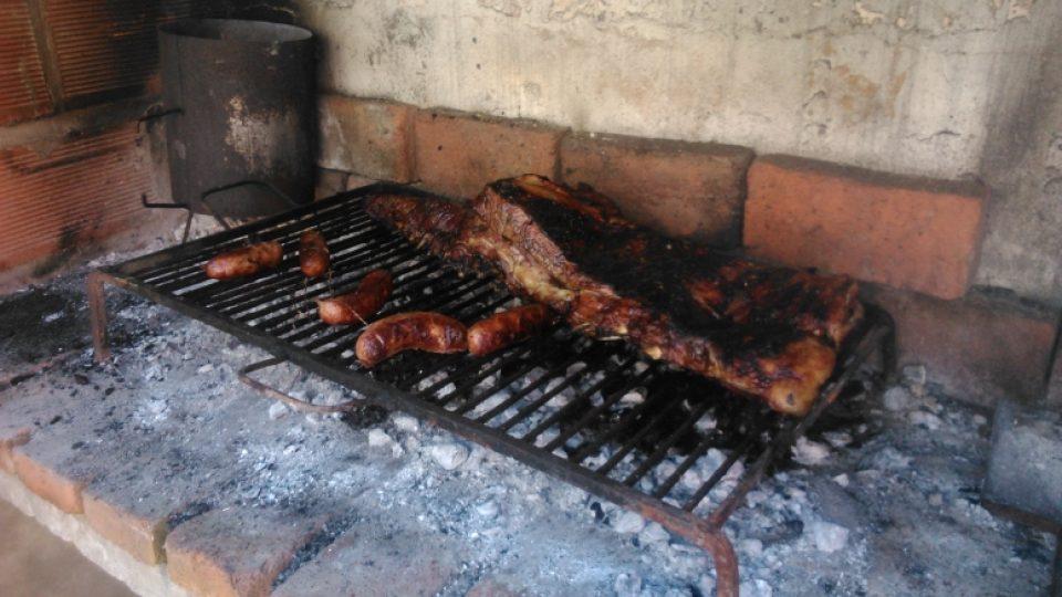 S jawou v srdci po jižní Americe: jídlo v Argentině