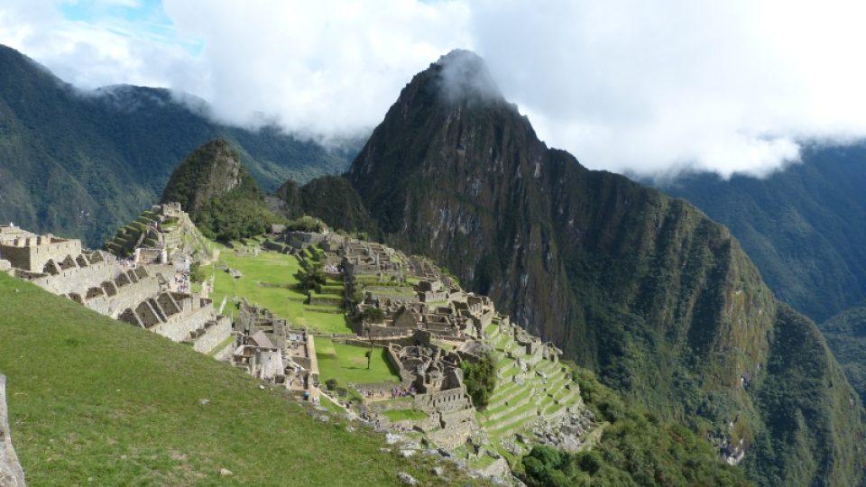 S jawou v srdci po jižní Americe: Machu Picchu