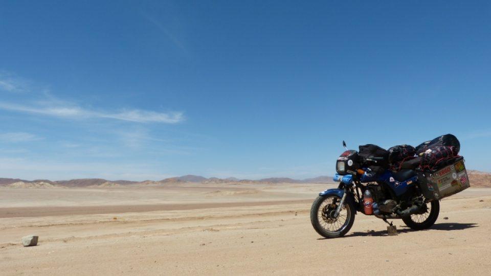 S jawou v srdci po jižní Americe: Poust Atacama