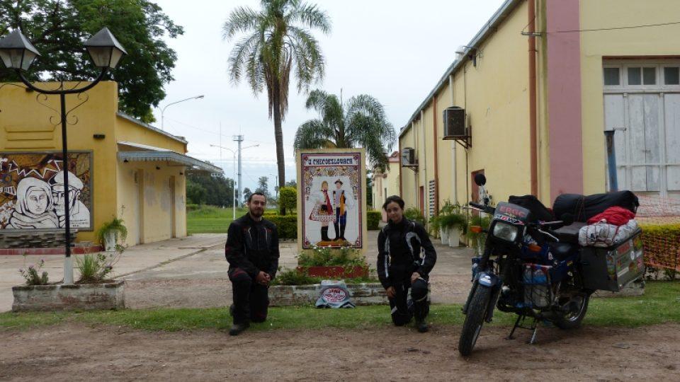 S jawou v srdci po jižní Americe: Saenz Pena, komunita Čechů