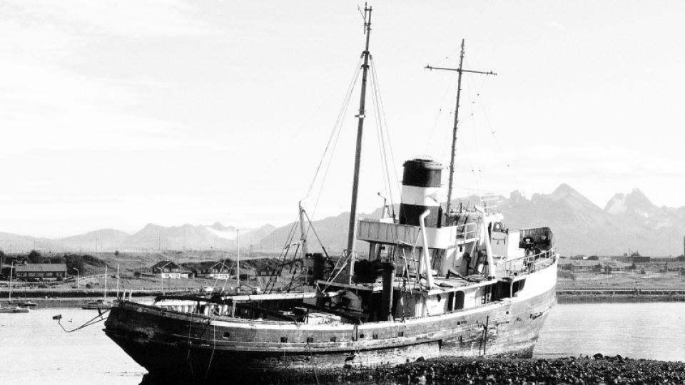 S jawou v srdci po jižní Americe: Ushuaia