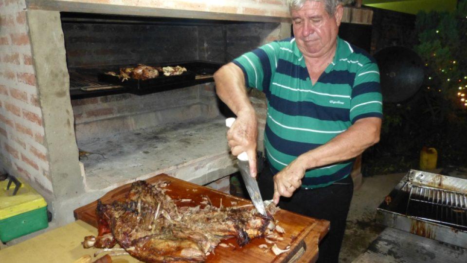 S jawou v srdci po jižní Americe: vánoce v Saenz Pena