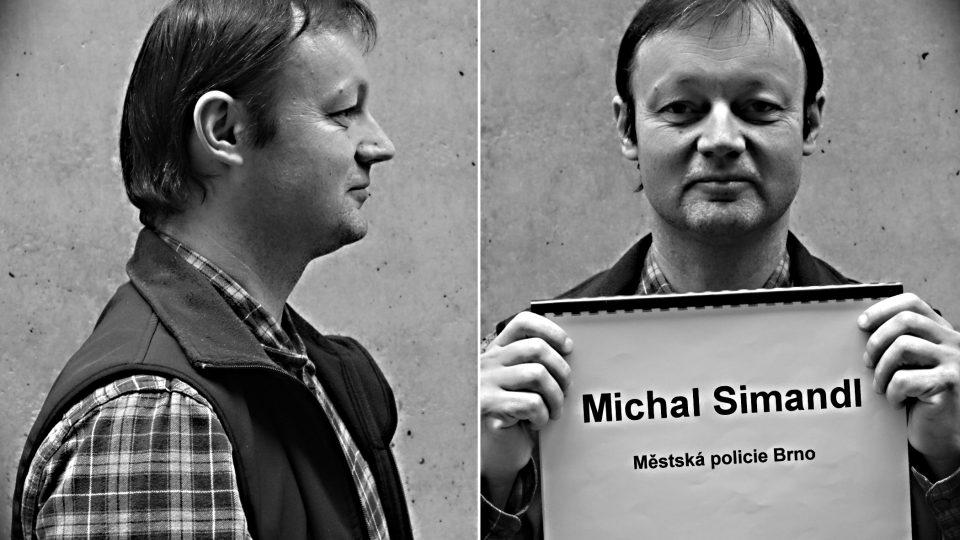 Michal Simandl (Městská policie Brno)