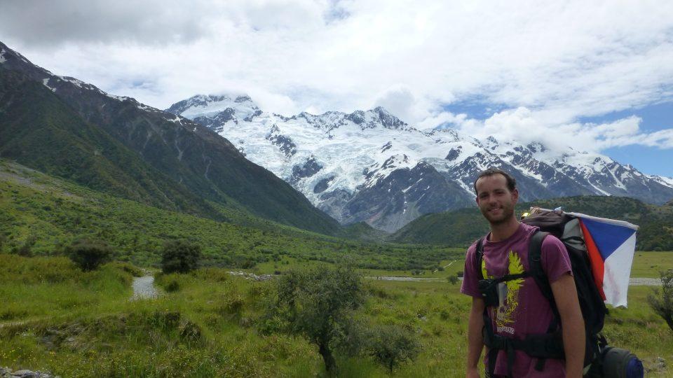 Slávek Král, lovec zkušeností na cestách kolem světa stopem: Španělsko je nejhorší země na stopování na světě. V Číně nevědí, co to je