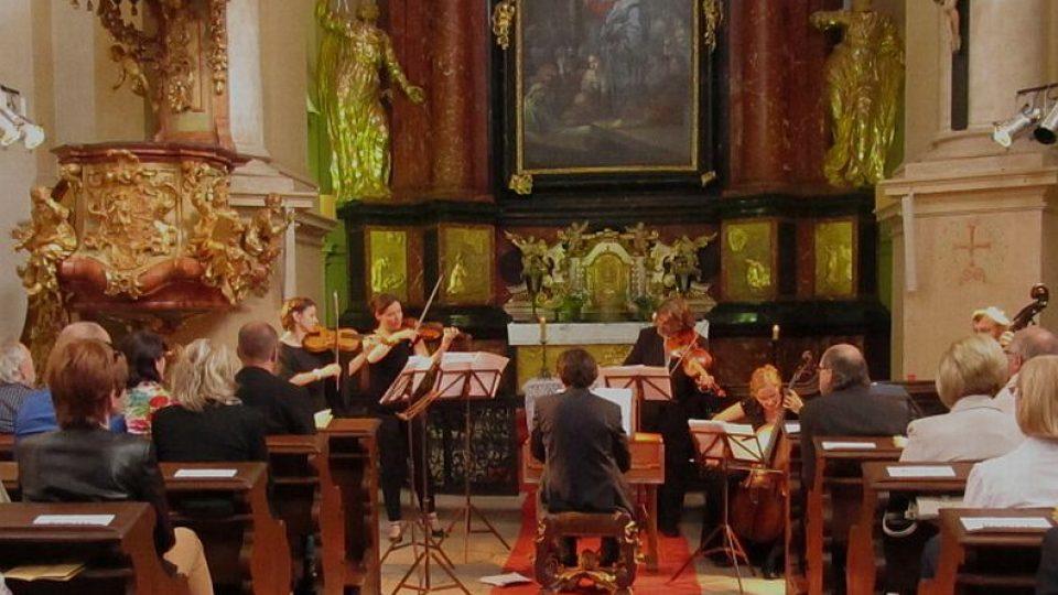 Collegium 1704 na festivalu Hudební léto Kuks