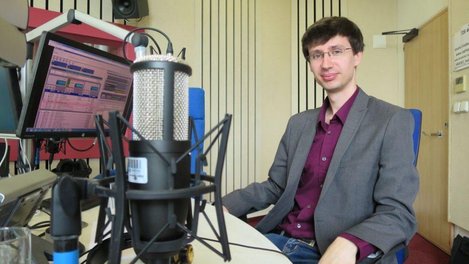 Varhaník, hudební teoretik a pedagog Vít Havlíček vás zve na festival Hudební léto Kuks