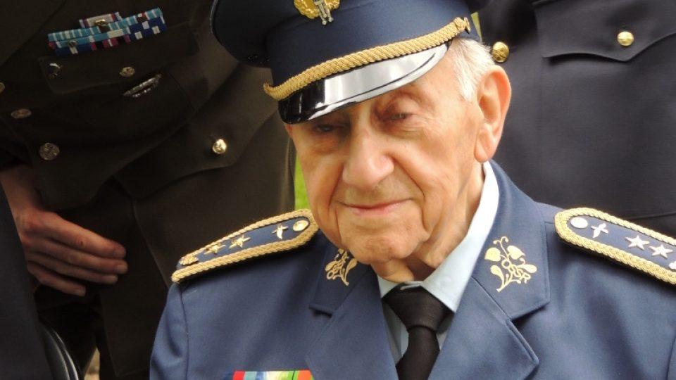 Válečný veterán Ivan Otto Schwarz