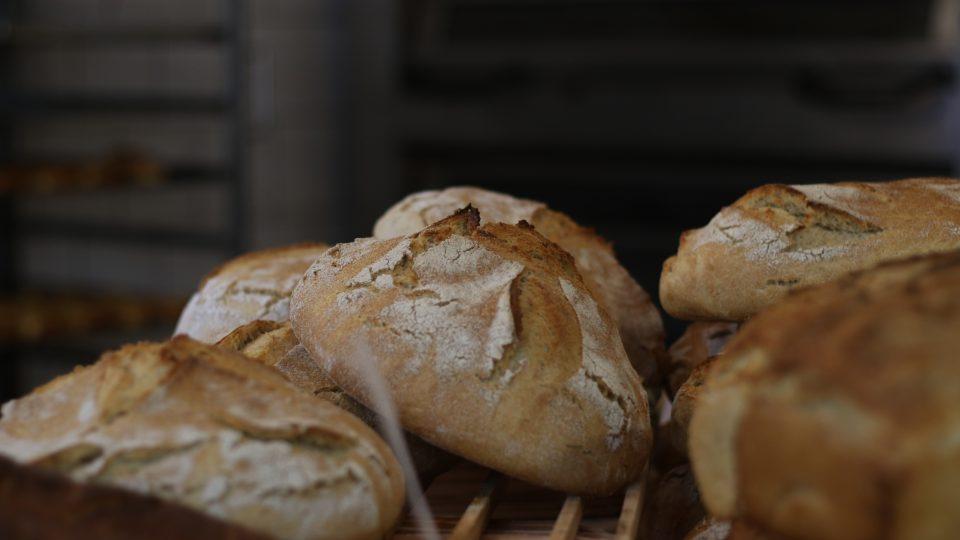 Chléb, ilustrační foto