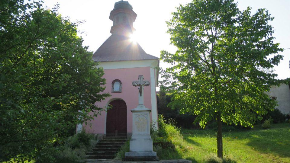 Kartuziánský klášter v Tržku už nestojí, zato kaplička ano