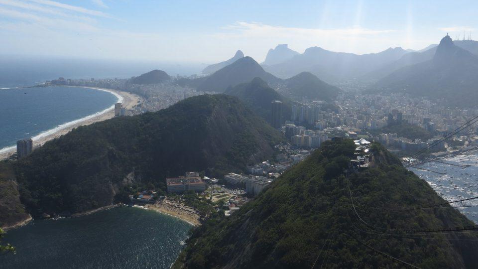 Brazílie; Rio z Homole