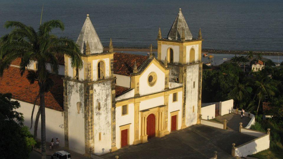 Brazílie; Olinda