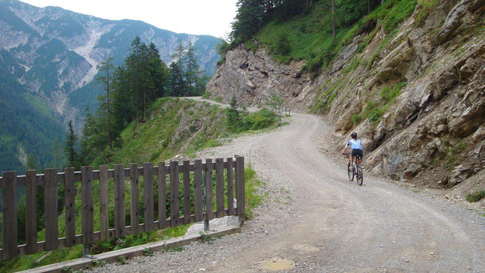 Kam vyrazit na kole o prázdninách? Zkuste Rakousko