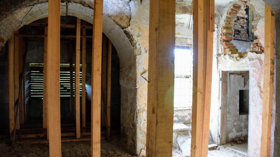 Bývalá klášterní kuchyně