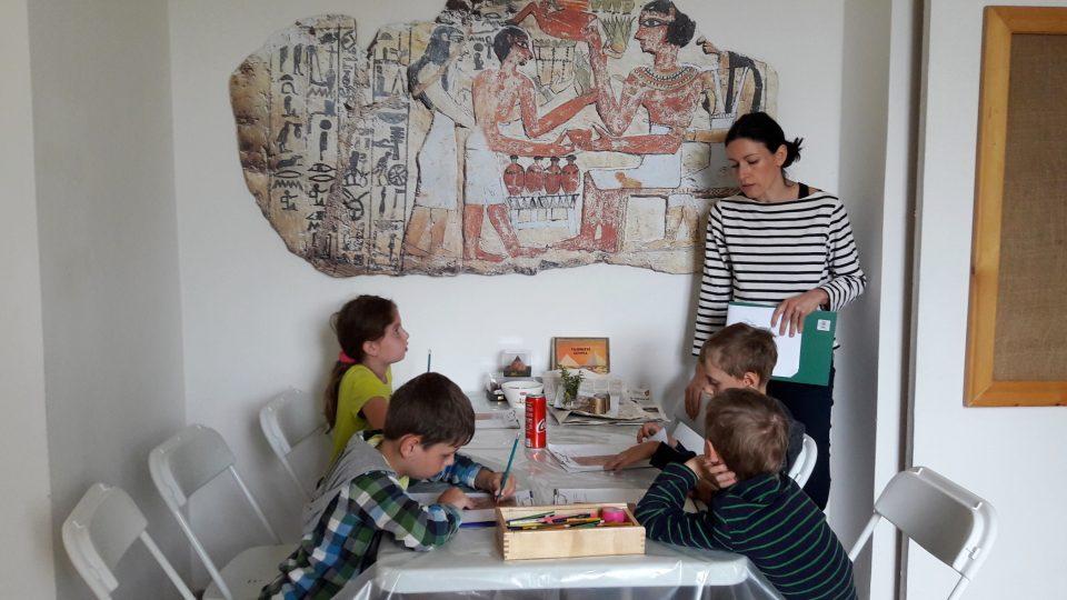 Tvořivé dílny pro děti v Muzeu jižního Plzeňska v Blovicích