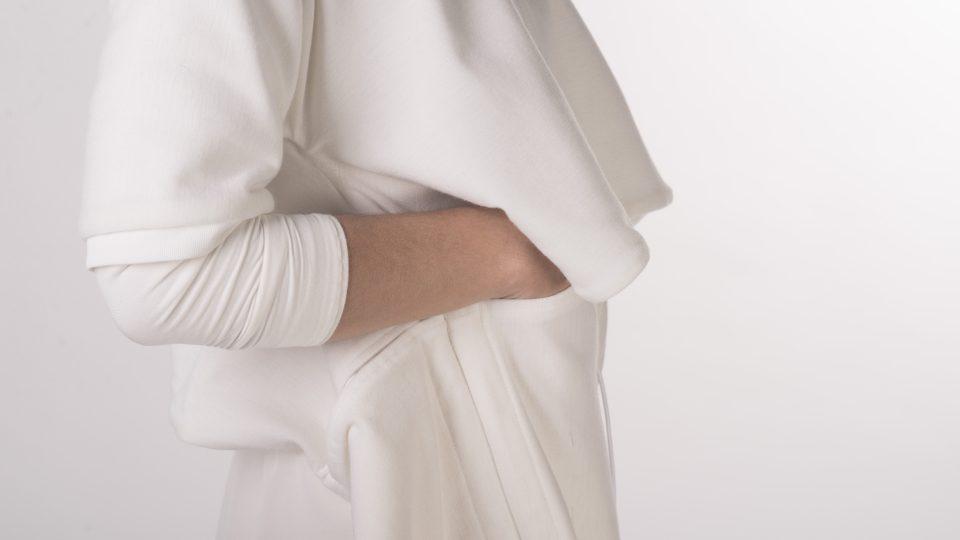 Stanislava Malcová navrhla léčivé oděvy pro lidi s atopickým ekzémem