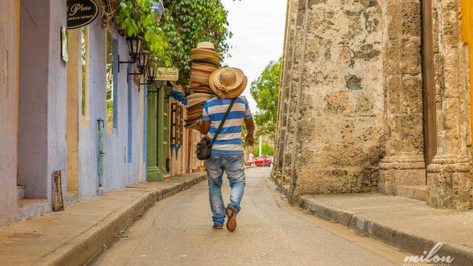 Miloň Kašpar procestoval svět za dva roky. Kolumbie - Cartagena