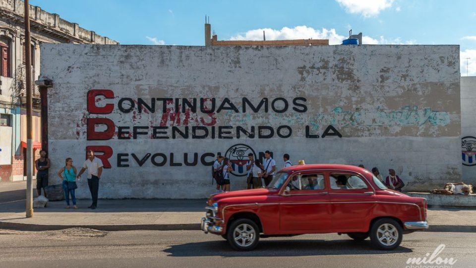 Miloň Kašpar procestoval svět za dva roky. Kuba - Havana