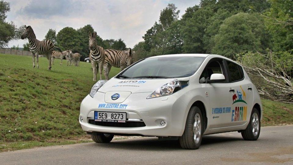 Jako jediná u nás i v Evropě začne královédvorská ZOO využívat elektromobily
