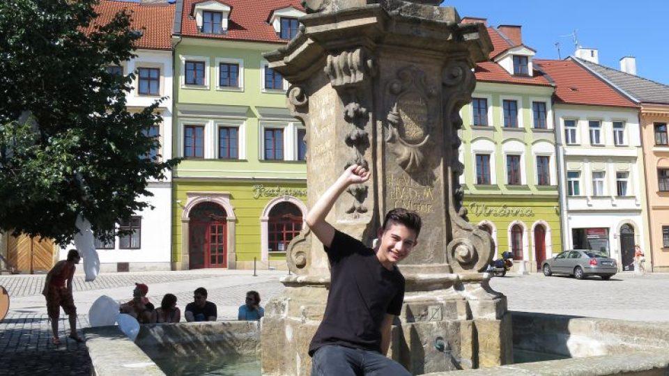 Královéhradecké fontány
