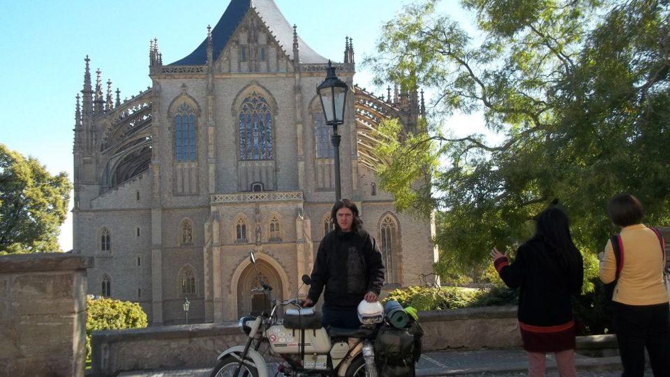S Jawou na cestách - Kutná Hora