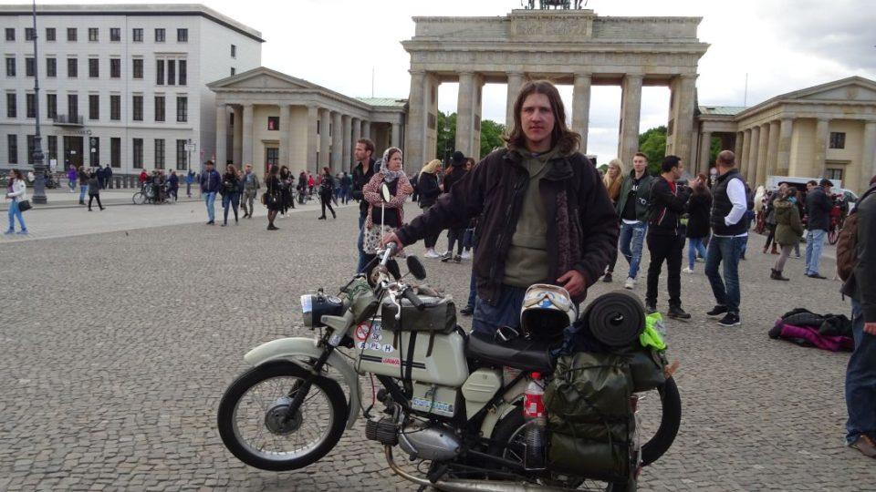 S Jawou na cestách - Berlín