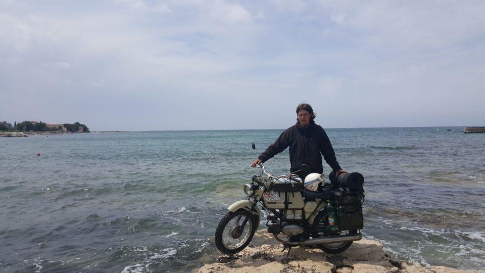 S Jawou na cestách - Jadran