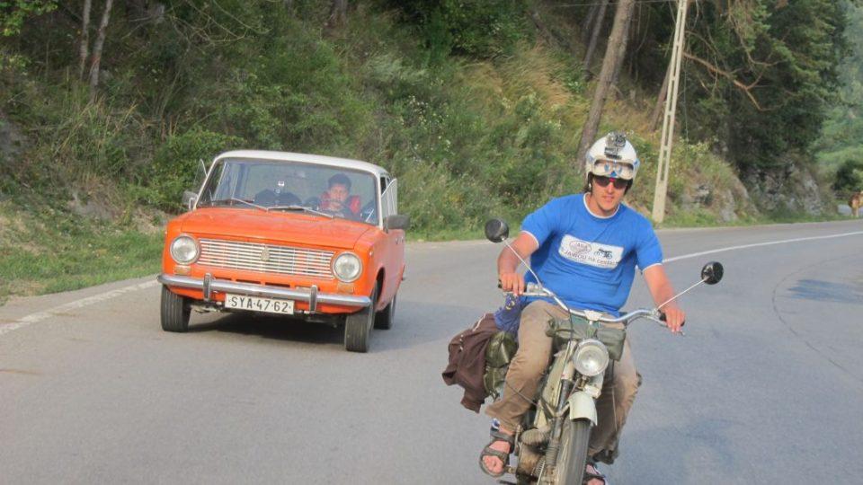 S Jawou na cestách - Moldávie
