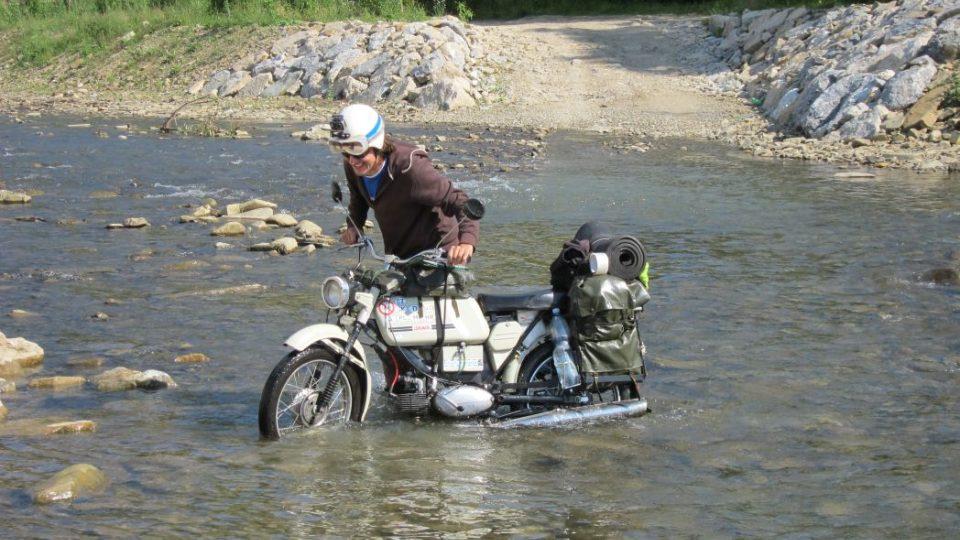 S Jawou na cestách - Rumunsko