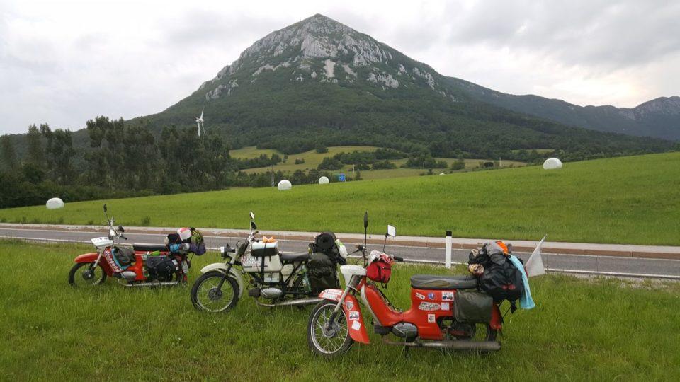 S Jawou na cestách - Slovinsko
