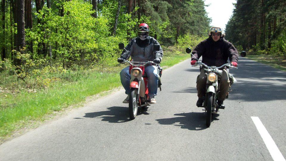 S Jawou na cestách - Michal a Martin v Německu
