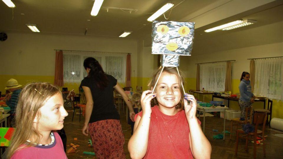 Zastavení ve výtvarné dílně v Roškopově