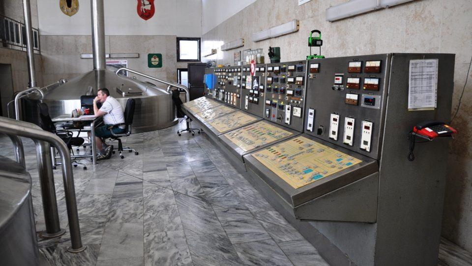 V roce 1989 měl pardubický pivovar první počítačem řízenou varnu v tehdejším Československu