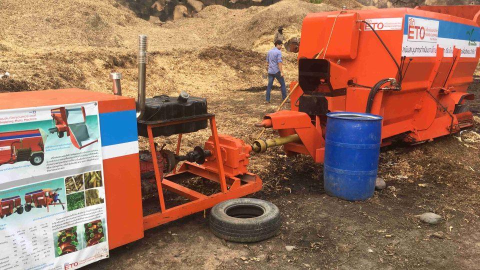 V Thajsku mají o české kompostovací zařízení zájem