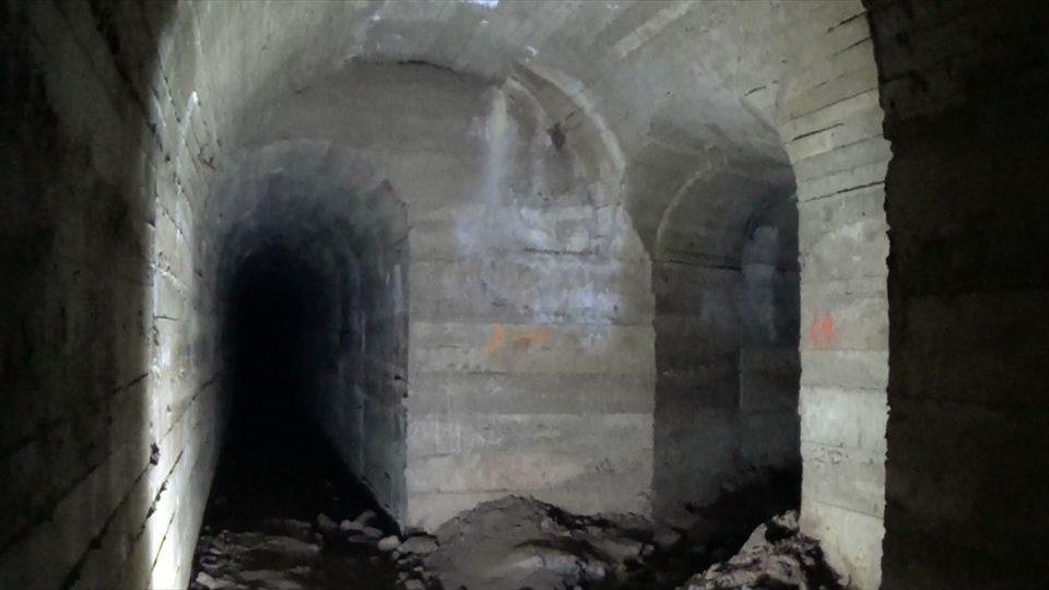 Pojďte se podívat do nepřístupného podzemí pevnosti Dobrošov