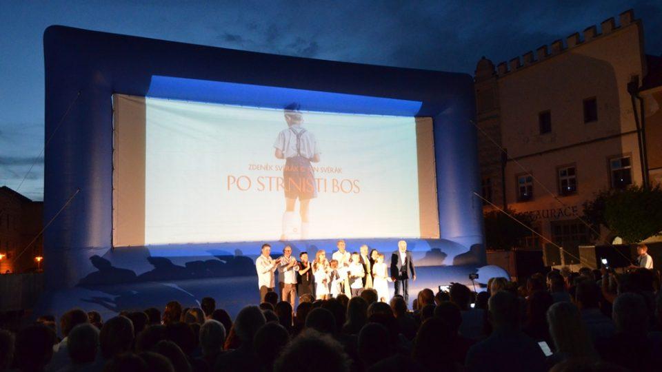 Film Po strništi bos zahájil festival ve Slavonicích