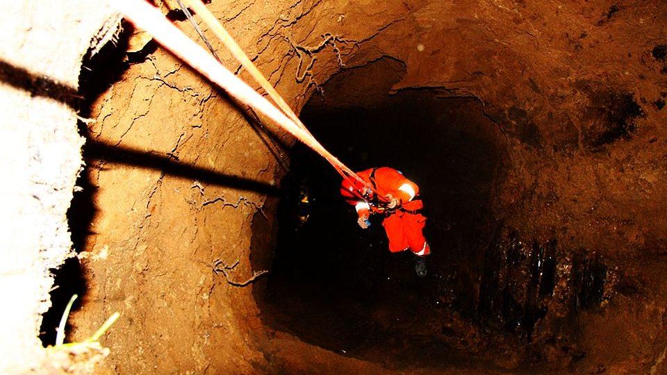 Báňská záchranná služba Odolov je připravena pomoci při problémech v dolech