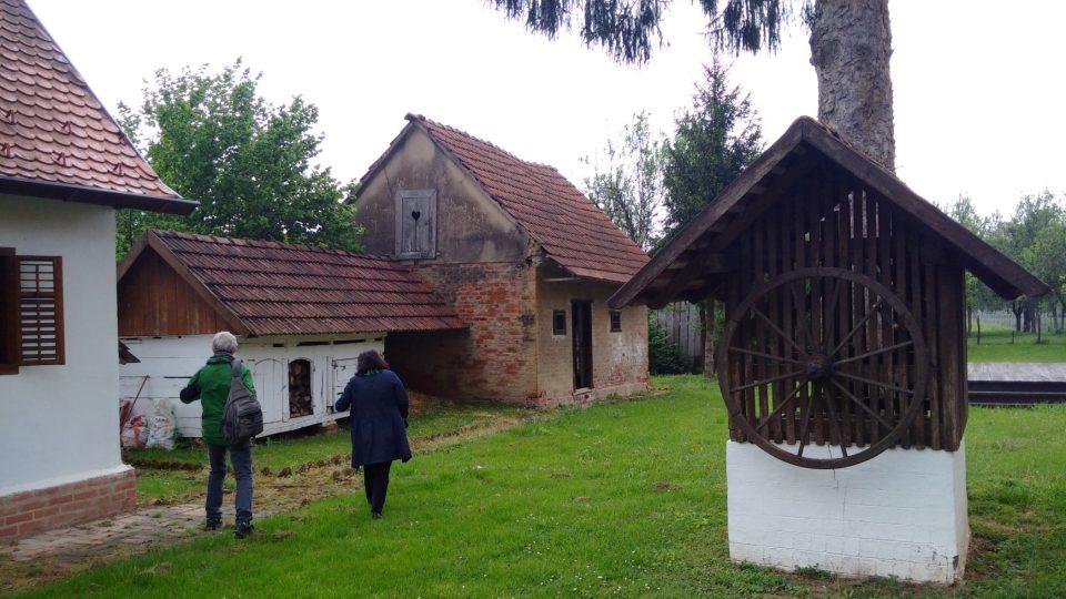 Lidové muzeum Etnodům v Ivanově Sele