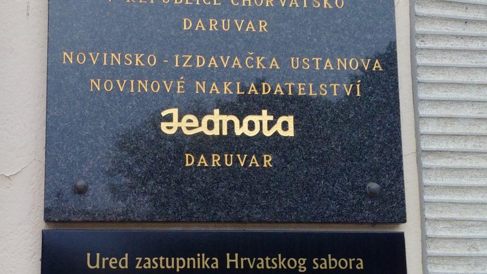 Ústředí Svazu Čechů