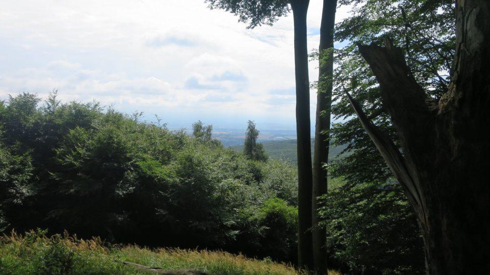 Výhled do krajiny