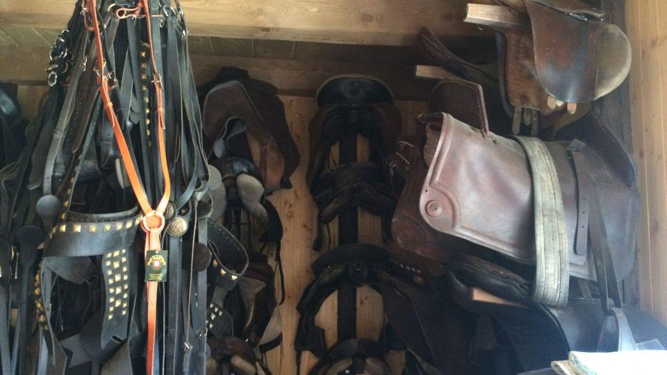 V Pazuše jsou připraveni osedlat najednou 40 koní do historické bitvy